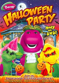 Barney:Halloween Party - (Region 1 Import DVD)