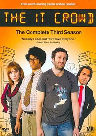 It Crowd:Complete Season Three - (Region 1 Import DVD)