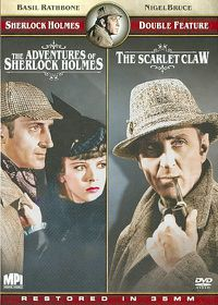 Sherlock Holmes Double Feature:Advent - (Region 1 Import DVD)
