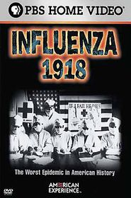 American Experience:Influenza 1918 - (Region 1 Import DVD)