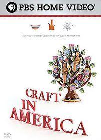 Craft in America - (Region 1 Import DVD)