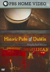 Historic Pubs of Dublin - (Region 1 Import DVD)