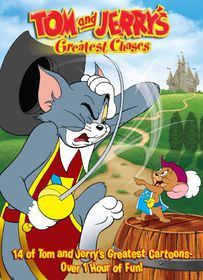 Tom and Jerry's Greatest Chases:V3 - (Region 1 Import DVD)