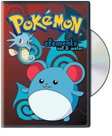 Pokemon Elements V3:Water - (Region 1 Import DVD)
