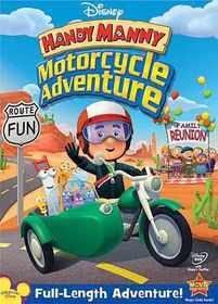 Handy Manny:Manny's Motorcycle Advent - (Region 1 Import DVD)