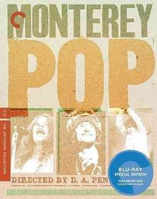 Monterey Pop - (Region A Import Blu-ray Disc)