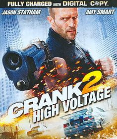 Crank 2:High Voltage - (Region A Import Blu-ray Disc)