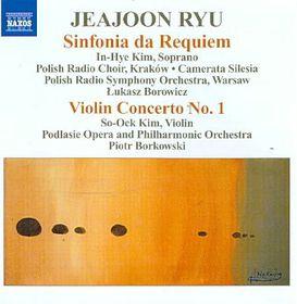 Ryu: Sinfonia Da Requiem - Sinfonia Da Requiem (CD)