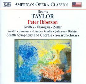 Taylor: Peter Ibbetson - Peter Ibbetson (CD)