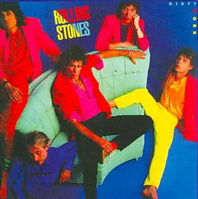 Rolling Stones - Dirty Work (Remastered) (CD)