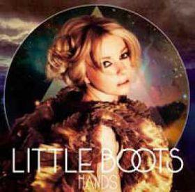 Little Boots - Hands (CD)
