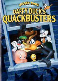 Daffy Duck: Quackbusters Movie - (DVD)