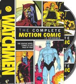 the watchmen comic dvd buy online in south africa