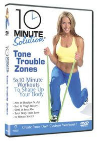 10 Minute Solution: Tone Trouble Zones - (Import DVD)