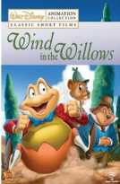Disney Animation Collection Vol 5 : Wind and the Willows - (DVD)