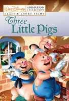 Disney Animation Collection Vol 2 : Three Little Pigs (DVD)