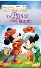 Disney Animation Collection Vol 3 : The Prince and the Pauper - (DVD)
