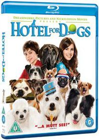 Hotel for Dogs - (Import Blu-ray Disc)