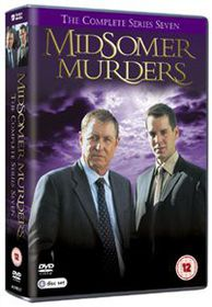 Midsomer Murders: The Complete Series 7 (Box Set) - (Import DVD)