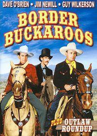 Texas Rangers Double Feature:Border B - (Region 1 Import DVD)