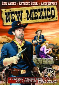 New Mexico - (Region 1 Import DVD)