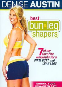 Denise Austin:Best Bun & Leg Shapers - (Region 1 Import DVD)