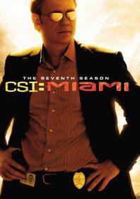 CSI Miami:Seventh Season - (Region 1 Import DVD)