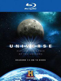 Universe:Seasons 1-3 - (Region A Import Blu-ray Disc)
