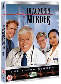 Diagnosis Murder: Season 3 - (Import DVD)