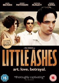 Little Ashes - (Import DVD)