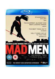 Mad Men: Season 2 - (Import Blu-ray Disc)