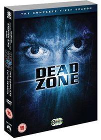 The Dead Zone: Season 5 - (Import DVD)