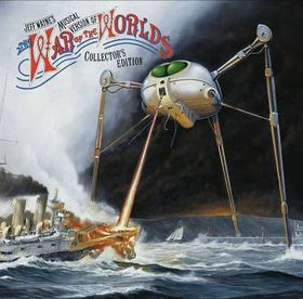 Wayne Jeff - War Of The Worlds (DVD)