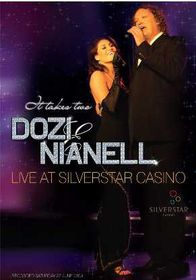 Dozi & Nianell - Live At Silverstar Casino - It Takes Two (DVD)