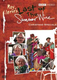 Last of the Summer Wine:Christmas Spe - (Region 1 Import DVD)