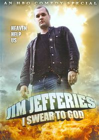 Jim Jefferies:I Swear to God - (Region 1 Import DVD)