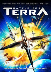 Battle for Terra - (Region 1 Import DVD)
