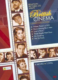 British Cinema:Renown Pictures Comedy - (Region 1 Import DVD)