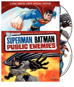Superman/Batman: Public Enemies - (Region 1 Import DVD)