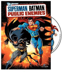 Superman/Batman:Public Enemies - (Region 1 Import DVD)