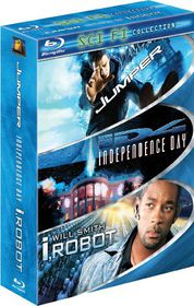 Sci Fi 3 Pack - (Region A Import Blu-ray Disc)