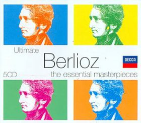 Ultimate Berlioz - (Import CD)