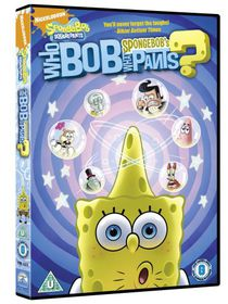 SpongeBob Squarepants: Who Bob What Pants - (Import DVD)