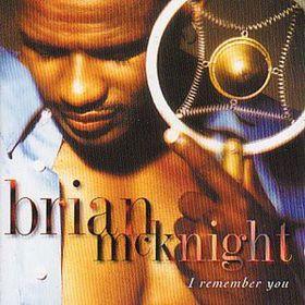 Brian McKnight - I Remember You (CD)