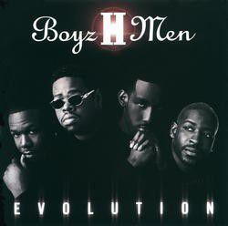 Boyz II Men - Evolution (CD)