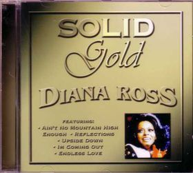 Diana Ross - Solid Gold (CD)