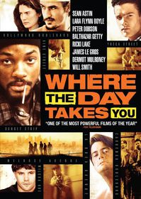 Where the Day Takes You - (Region 1 Import DVD)