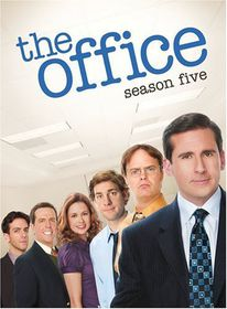 Office, The:Season 5 - (Region 1 Import DVD)