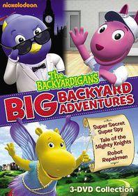 Backyardigans:Big Backyard Adventure - (Region 1 Import DVD)