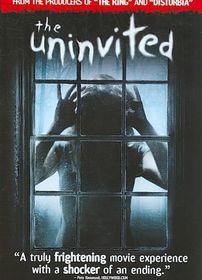 Uninvited - (Region 1 Import DVD)